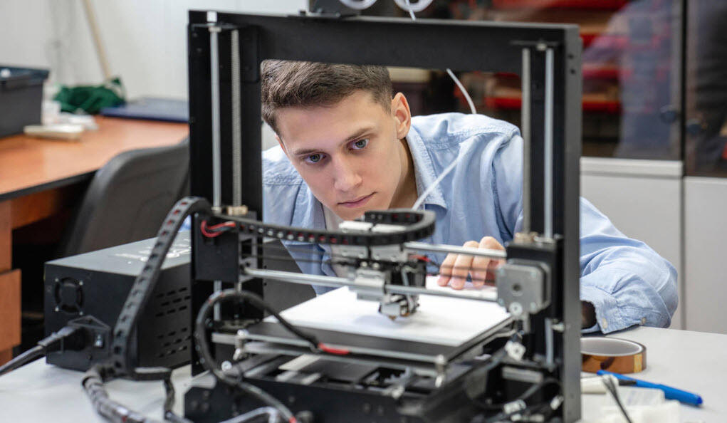 3D Printer teknik Servis